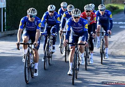 Deceuninck-Quick-Step nieuwe leider in het ploegenklassement van de UCI