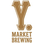 Logo for Y.Market Brewing