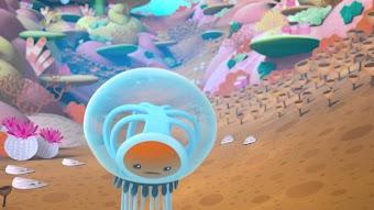 Mudskippers/Immortal Jellyfish