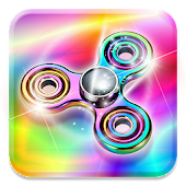 Color Hand Spinner Simulator