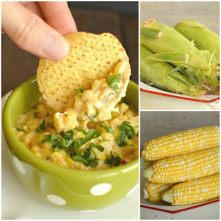 Fiesta Corn Dip.