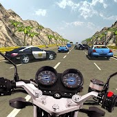 Highway Traffic 3D Rider