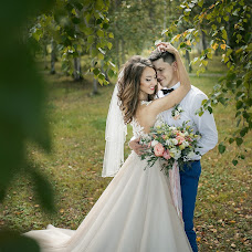 Wedding photographer Nataliya Pupysheva (cooper). Photo of 18.09.2017