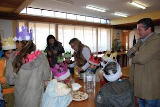 Photo: Crianças do Centro de Animação Infantil Municipal