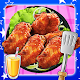 Deep Fry Chicken Wings Maker (game)