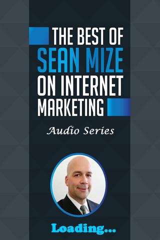 Internet Marketing - Sean Mize
