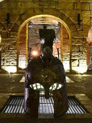 Spartan Museum Taranto