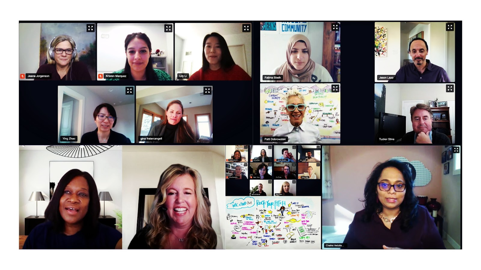 Women In Cloud IWD2021 Summit