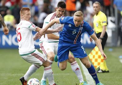 IJsland 1 - 1 Hongarije