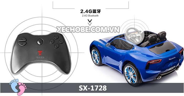 Xe hơi điện trẻ em SX-1728 7