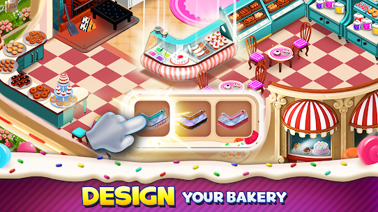 Sweet Escapes: Design a Bakery with Puzzle Games 8