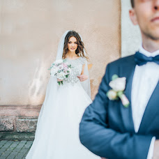 Wedding photographer Oksana Cherep (Ksiypa). Photo of 12.07.2016