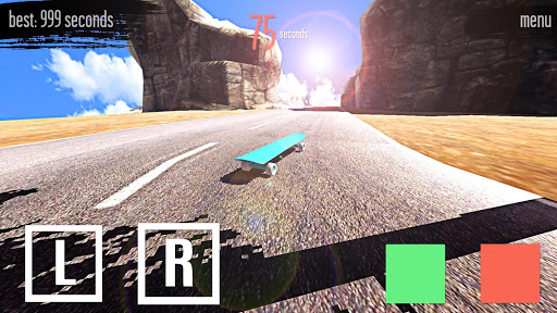 Longboard Downhill Skateboard  screenshots 1