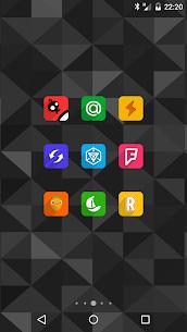 Easy Elipse – icon pack 4.0 APK + MOD (Unlocked) 1