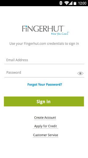 Fingerhut Mobile Screenshot