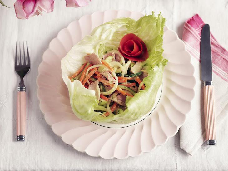 Tuna and Vegetable Salad Recipe