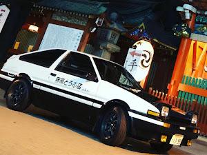 スプリンタートレノ AE86 AE86 GT-APEX 58年式のカスタム事例画像 lemoned_ae86さんの2020年05月11日09:54の投稿