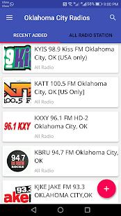 Oklahoma-City All Radio Stations - náhled