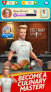 Gordon Ramsay: Chef Blast Mod Apk (Unlimited Lives and Moves) 5