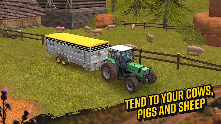 Farming Simulator 18- screenshot