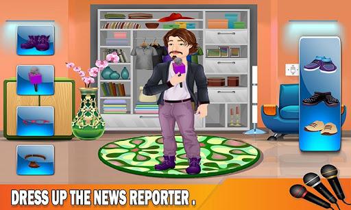 TV Reporter News Adventure: Life Role Story 1.0 2