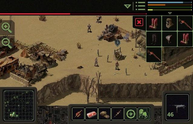 Omega Vanitas MMORPG screenshot