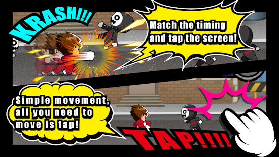 TapFighter- screenshot thumbnail