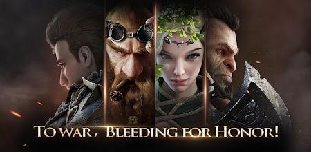 World of Kings APK poster
