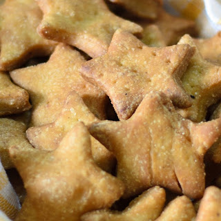 Thekua ~ Indian Cookies For Indian Cooking Challenge.