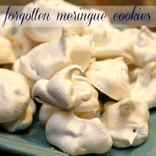 Vanilla Meringue Cookies Without Cream Of Tartar Recipes.