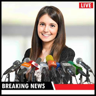 Download Breaking News Photo Frames For PC Windows and Mac apk screenshot 3