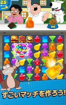 ファミリーガイ:こんなパズルゲーム狂ってるぜ!のおすすめ画像1