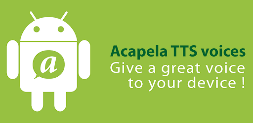 Acapela TTS Voices - Apps on Google Play