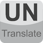 UN Translate & Number Search Icon