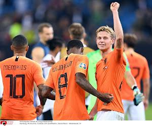 Qualifications Euro 2020 : l'Allemagne, les Pays-Bas, l'Autriche et la Croatie se qualifient