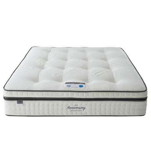 Silentnight Maya Geltex 2000 Divan Bed
