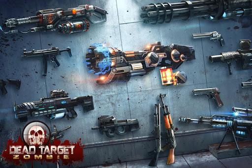 DEAD TARGET: Zombie Shooting screenshots 15