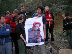 Photo: Sevgili Özel PAK anısına düzenlenen Dereköy'den Mahmut Dağı yürüyüş sabahı 28.03.2010
