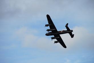 Photo: WWII Lancaster Bomber