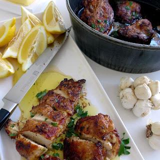 Butter Chicken the Italian way (Pollo ai burro).