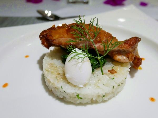 徐會所THE HSU-台中南屯區中法私廚料理 食材環境都超水準 不同於傳統法餐的拘謹 可以輕鬆享受高級料裡