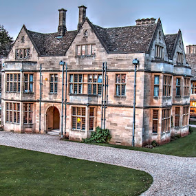 This is Coombe Lodge at Blagdon where i was fortunate enough to photograph the wedding of Mr & Mrs Steve Nick Matthews on Sunday 22nd March 2015. This venue is simply magical.Photograph taken by © CM Photography by Matt Stevens - Buildings & Architecture Other Exteriors
