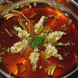 Peking Duck Consomme