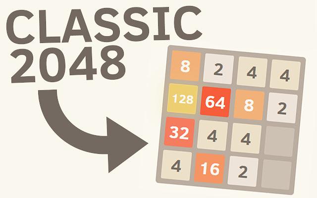 Classic 2048