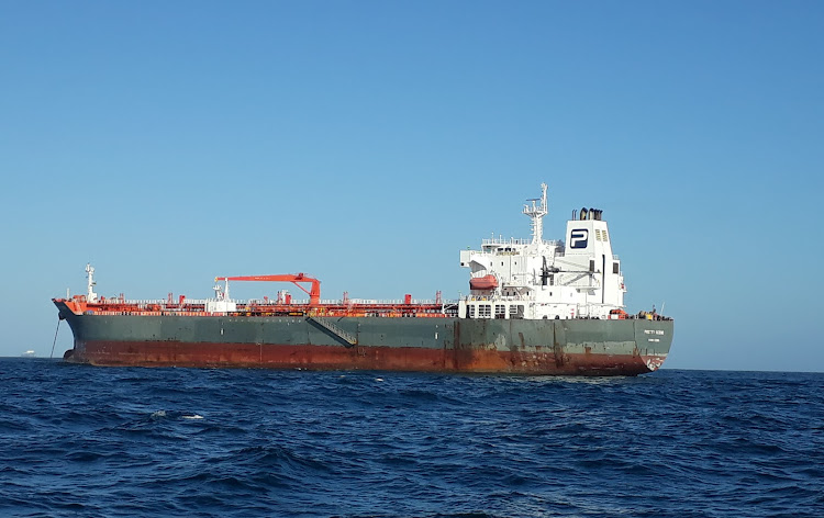 The oil tanker 'Pretty Scene' will be sold by online auctioneering company Clear Asset at Bowman's premises in Durban on Tuesday, 5 December 2017. Bowmans are the Correspondent attorneys acting for Credit Agricole Asia Ship Finance Ltd.