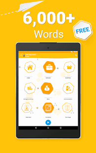 Learn Turkish Vocabulary - 6,000 Words- screenshot thumbnail