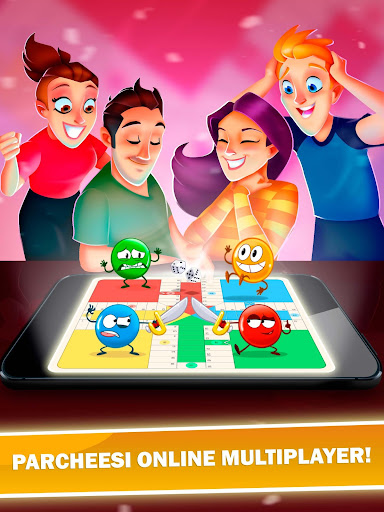 Parcheesi Ludo Multiplayer - Classic Board Game 2.13.1 screenshots 5