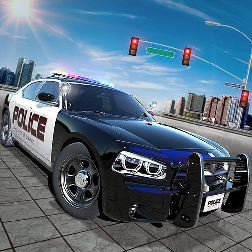 NY Police Chase Car Simulator