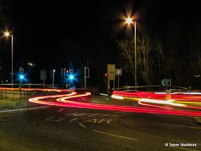 Photo: Traffic at Bridge of Dee, Aberdeen