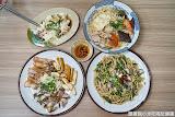 竹蓮什錦麵